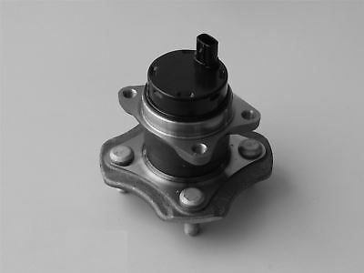 Toyota Yaris Hatchback 3/1999-2/2006 Rear Wheel Hub Bearing Kit With ABS Sensor
