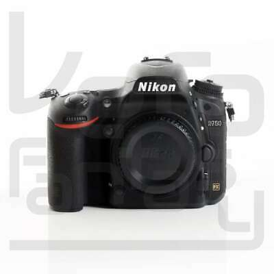 Autentico Nikon D750 Digital SLR Camera Body Only