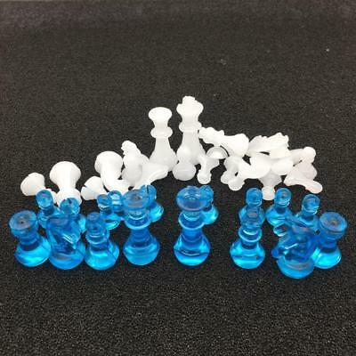 DIY CRYSTAL CHESS Silicone Mold Mould for DIY Ornament Resin Casting Craft