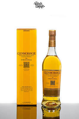 Glenmorangie The Original 10 Years Old Highland Single Malt Scotch Whisky