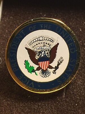 President George H W Bush's Vice Presidential Signiture Cuff Links