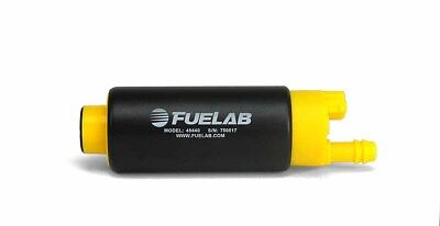 FUELAB 340LPH E85 High Output In Tank Electric Fuel Pump 494 Series CENTRE INLET