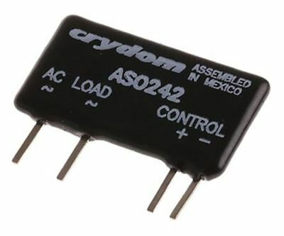 Sensata / Crydom 2 A rms Solid State Relay, Zero Cross, PCB Mount SCR, 280 V rms