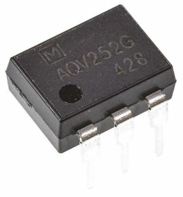 Panasonic 2.5 A SPNO Solid State Relay, PCB Mount MOSFET, 60 V Maximum Load