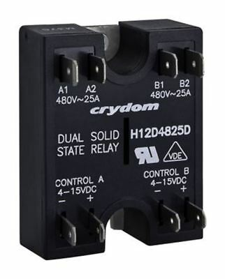 Sensata / Crydom 25 A Solid State Relay, Zero Cross, Surface Mount SCR, 280 V Ma