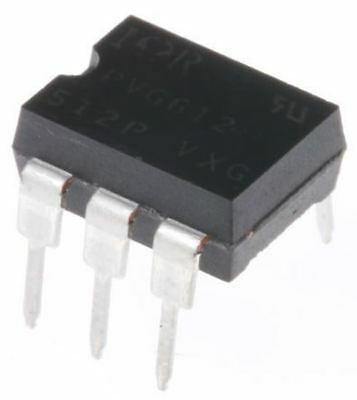Infineon 2 A SPNO Solid State Relay, AC/DC, PCB Mount MOSFET, 60 V Maximum Load