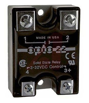 Opto 22 25 A Solid State Relay, AC, Screw Fitting, 240 V ac Maximum Load