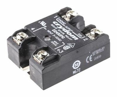 Sensata / Crydom 50 A Solid State Relay, Zero Cross, Panel Mount SCR, 280 V rms