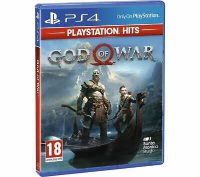 PS4 God Of War - Currys