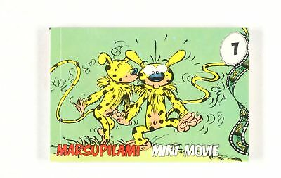 BD neuve Marsupilami (Le) Flip book, Marsupilami Mini movie N°1