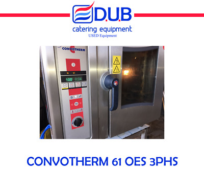 Convotherm 61 Oes 3Phs - Convection Oven
