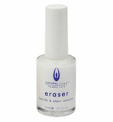 Cuticle Eraser and Stain Remover 15ml Natural Look - Pickup available