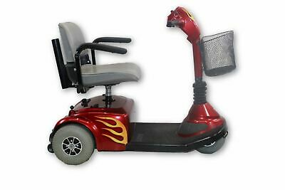 """Pride Victory 3-Wheel SC160 Mobility Scooter 