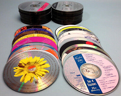 LOT of 100 Loose Audio CDs - Mix of Genres - Classical Rock Indie Punk Jazz