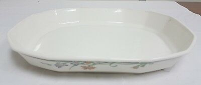 Royal Doulton Juno Roaster W 28.6Cm/ 11.25In; D 22.9Cm / 9In