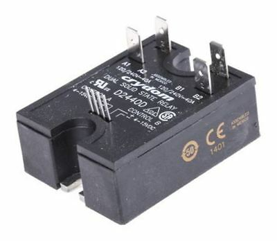 Sensata / Crydom 40 A Solid State Relay, Zero Cross, Surface Mount SCR, 280 V Ma