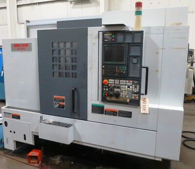 """14""""x20""""mori Seiki Nl1500Y/500 Cnc Turning Center Lathe With Milling, Y-Axis 2007"""