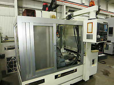 KITAMURA MYCENTER 1 APC CNC VERTICAL MACHINING CENTER WITH pallet changer