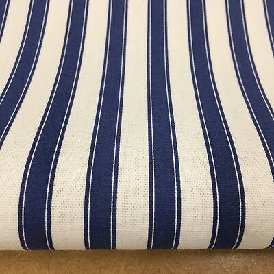 BLUE STRIPES 100% Cotton Fabric