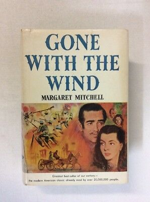 Gone with the Wind 1964 (HC)-Fair Book Club Edition