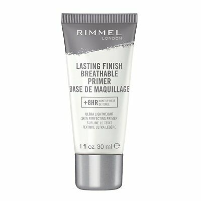 Rimmel London LASTING FINISH BREATHABLE PRIMER - Clear FREE SHIPPING