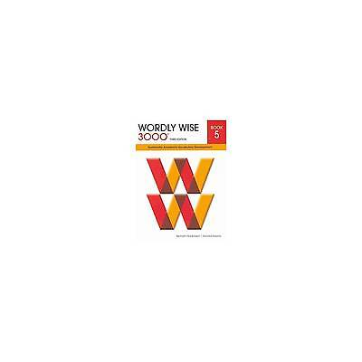 Wordly wise 3000 set book 5 student book and answer key 3rd wordly wise 3000 book 5 systematic academic vocabulary development fandeluxe Gallery