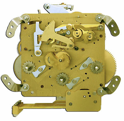 340-020 Hermle Clock Movement with bronze bushings New FREE SHIPPING!
