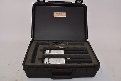 Manning Systems Calibration Gas Kit Cylinders Dwyer Meter M1003