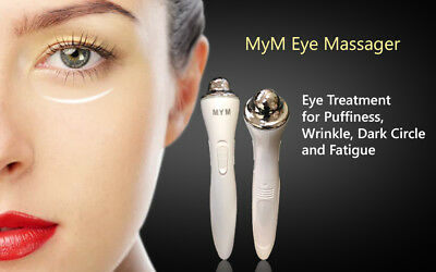 Sonic Vibration Mini Eye Face Massager Anti Wrinkle Device