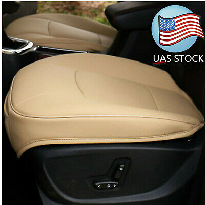 USA STOCK PU Leather 3D Full Surround Car Seat Protector Seat Cover Accessories
