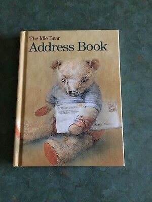 The Idle Bear Address Book