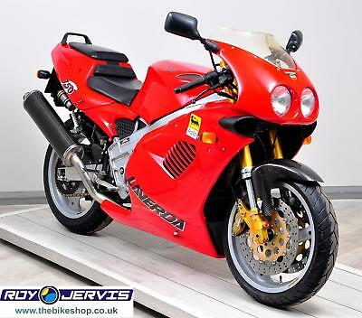 1998 (S) Laverda 750S Red - Italian Classic Sports - ONLY 16000 Miles