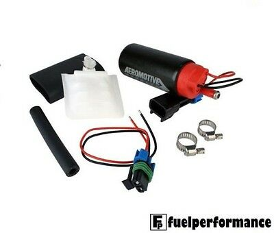 AEROMOTIVE 340 LPH Stealth In Tank Fuel Pump for: Nissan SILVIA 200SX S14 & S15