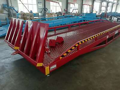 Yard Ramp Container Load Brand New Full Size 10 Tonnes Ce Compliant £6900 + Vat