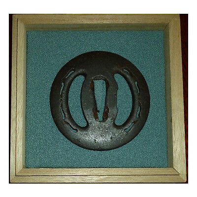 Japanese Samurai Sword Tsuba for Katana 273-1