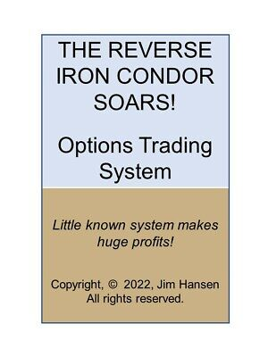 Reverse Iron Condor Option Trading System 79% Win Rate!