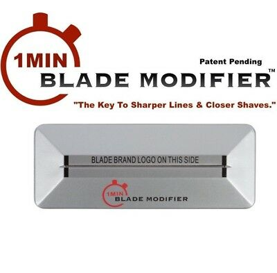 Blade Modifier Trimmer Heavy Duty 1Min The Rich Barber
