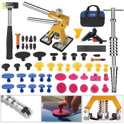 Car Body Paintless Dent Repair Removal PDR Tools Puller Lifter Slide Hammer Kits