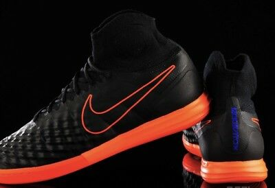 super popular d0435 ff346 Nike MagistaX Proximo II IC Men s Size 11 Indoor Soccer Shoes 843957-084