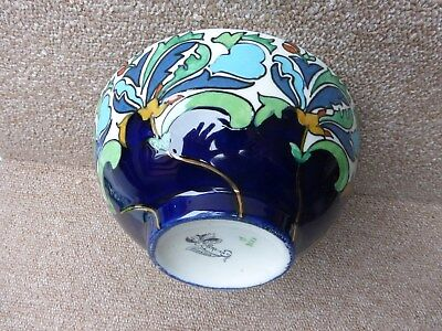 A Charlotte Rhead Persian bowl by Wood and Sons in very good condition see below