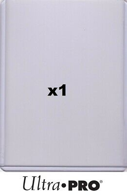 "Ultra Pro 3""x4"" Clear Regular Toploader (x1) for Extra Trading Card Protection"