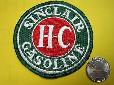 Sinclair Gasoline Hc Sinclair Uniform Cloth Patch 3 Inch Look And Buy!*