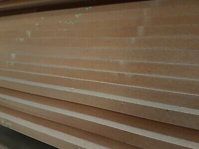 Heavy Duty MDF Wood 2700 x 900 x 25mm Timber Sheets For Racking Shelving