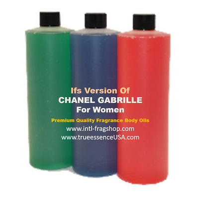 Ifs Version of, CHANEL GABRILLE For Women, Fragrance Body Oils