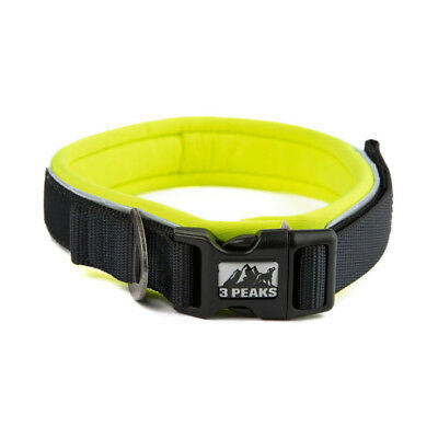 3 Peaks Expedition Trek Collar Yellow (Choose Size From List)