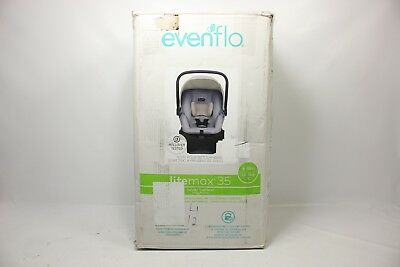 Evenflo LiteMax 35 Infant Car Seat, Riverstone - Preowned