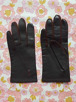 Vintage GLOVES evening 1960s 1950s ladies accessory Size 7 pair of