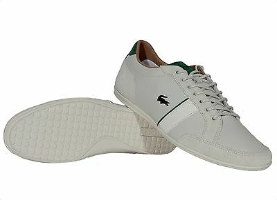 47dd833f5f9c5a Lacoste Sneakers Alisos 117 1 CAM Casual Fashion Shoes Leather Off White