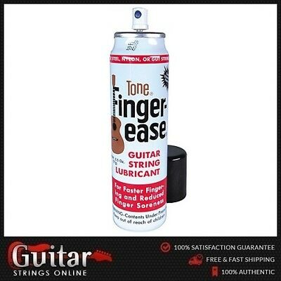 """Tone Finger-Ease Guitar String Lubricant Guitar Care """"Brand New"""""""