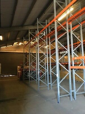 Industrial warehouse pallet racking for sale